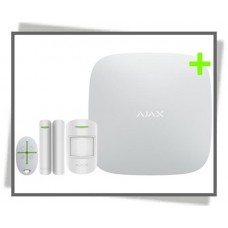 AJAX PLUS ALARM-PLUS KIT, HVID