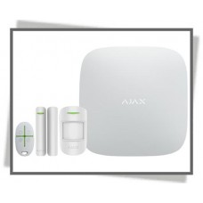AJAX PLUS ALARM-KIT, HVID