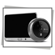DP1 HD Video Smart Home Door Viewer with Rechargeable Battery