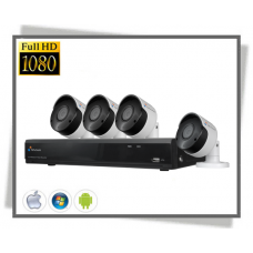 Nivian 8ch 4K Video Surveillance Kit